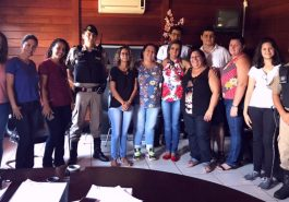 Reunião foi realizada nesta quarta-feira em cachoeira Dourada (Foto: Divulgação)