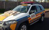 Ao todo, 20 tabletes da droga foram apreendidos no bairro (Foto: PMMG/Divulgação)