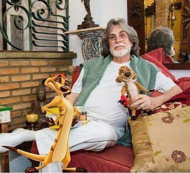 Pedro de Saint Germain morreu devido a uma leucemia em Votuporanga — Foto: Arquivo Pessoal