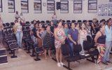 Agentes de saúde e controle de endemias acompanharam a votação na Câmara Municipal de Capinópolis na sessão ordinária desta segunda-feira (15) de abril (Foto: Paulo Braga/Tudo Em Dia)