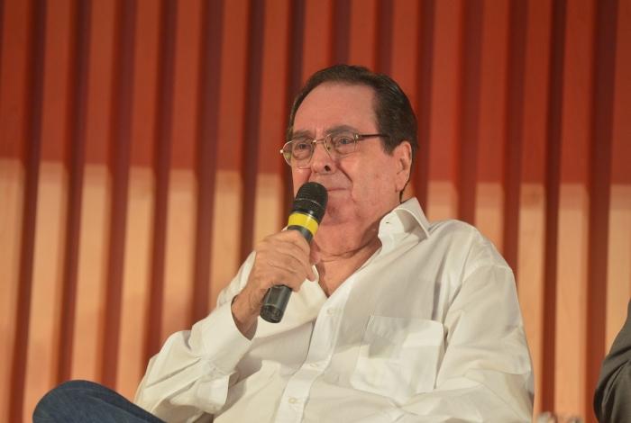 Benedito Ruy Barbosa, autor de 'Pantanal' - Globo/João Miguel Junior