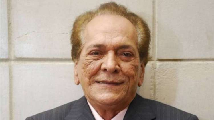 Lúcio Mauro, de 92 anos, ficou famoso por seus papéis na comédia (foto: TV Globo/Reprodução )