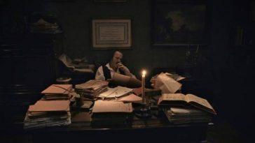 """Allan Kardec trabalha na codificação do """"Livro dos Espíritos"""""""