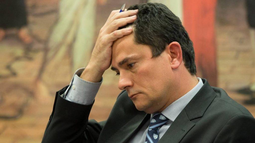 Sérgio Moro, atual Ministro da Justiça do governo Bolsonaro (Foto: Reprodução)