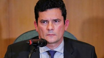 Sérgio Moro (Photo by Heuler Andrey / AFP)