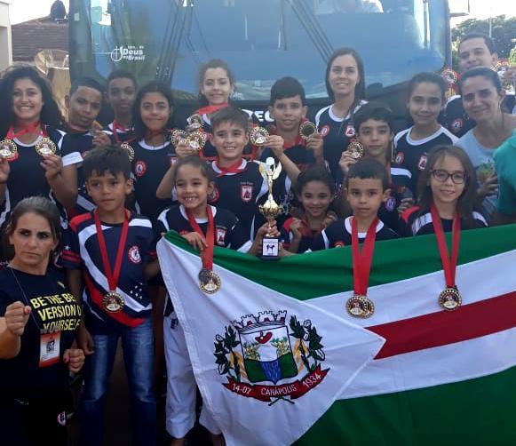 Dezenove atletas foram inscritos na copa (Foto: divulgação)