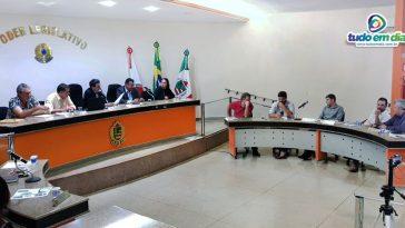 Sessão Ordinária do dia 03 de Junho (Foto: Paulo Braga)