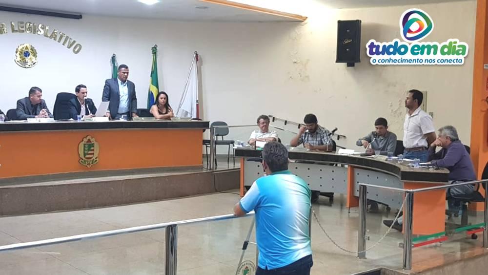 Momento da votação (Foto: Paulo Braga)