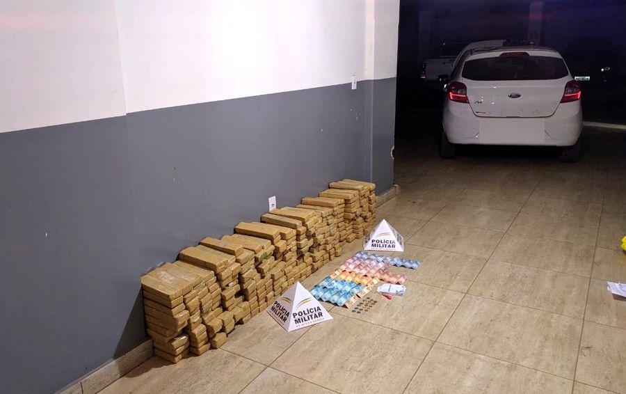 Divulgação (Foto: PMMG)