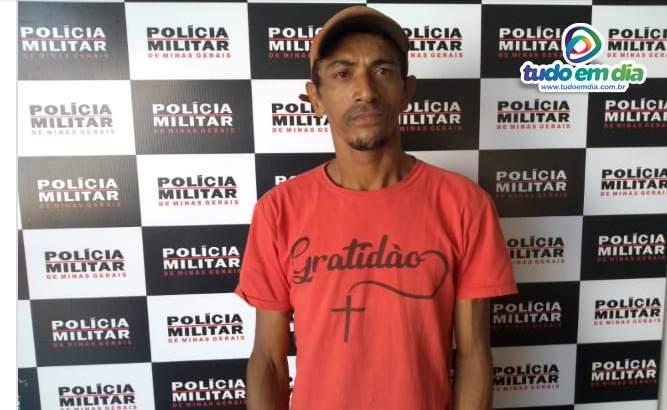suspeito do assalto foi identificado como sendo Juniel Santos Vieira (Foto: divulgação)
