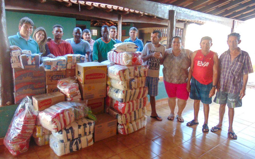 Lar do Idosos Antonio Pedro dos Santos (Foto: Ascom)