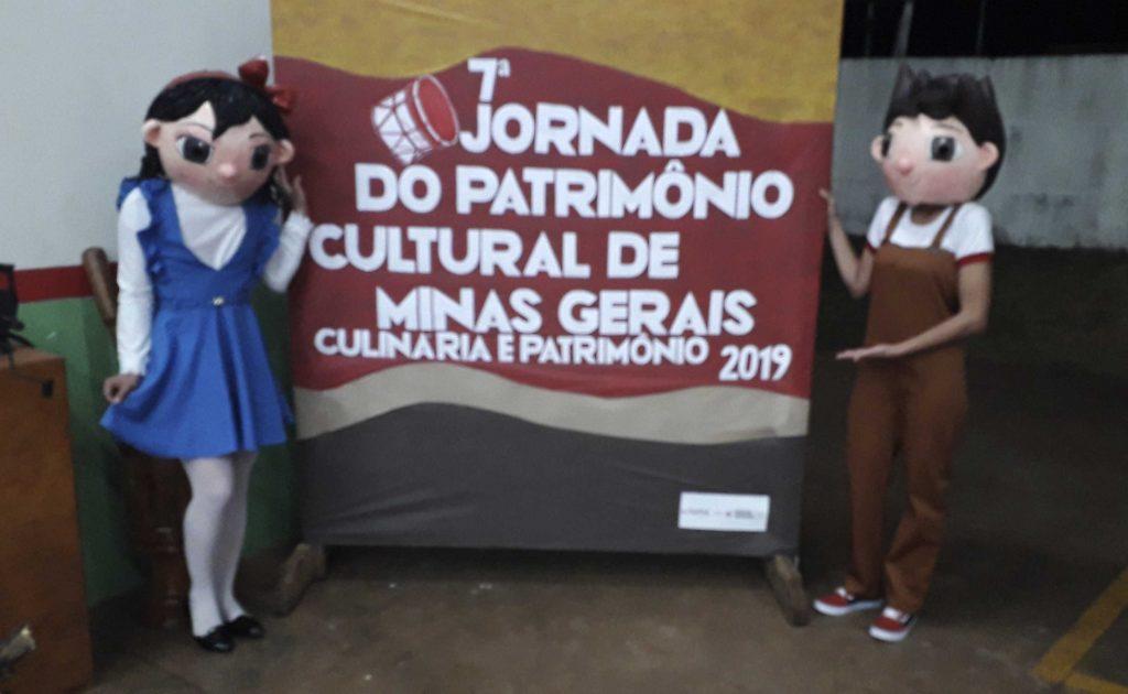 'Patrimoninho' e 'Culturinha' (Foto: Divulgação)