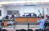 Sessão ordinária da Câmara Municipal de Capinópolis (Foto: Paulo Braga)
