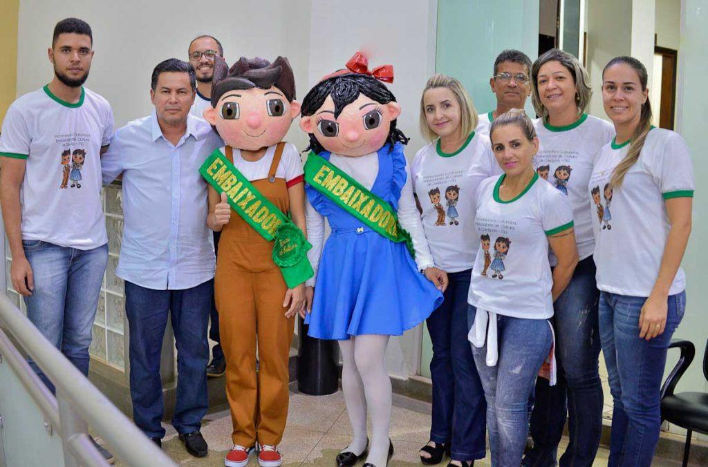 Equipe da Casa de Cultura acompanhou a votação do projeto de lei (Foto: Casa de Cultura)