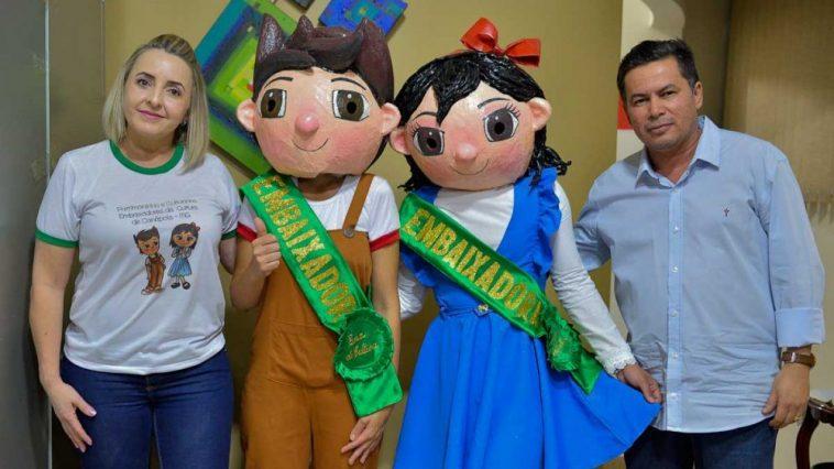 Alessandra Pidruca, Patrimoninho, Culturinha e José