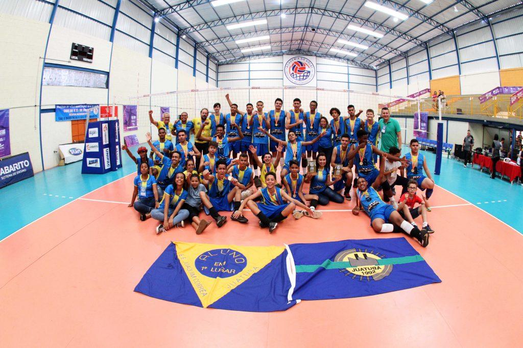 Etapa estadual JEMG 2019 - Crédito - Tiago Ciccarini