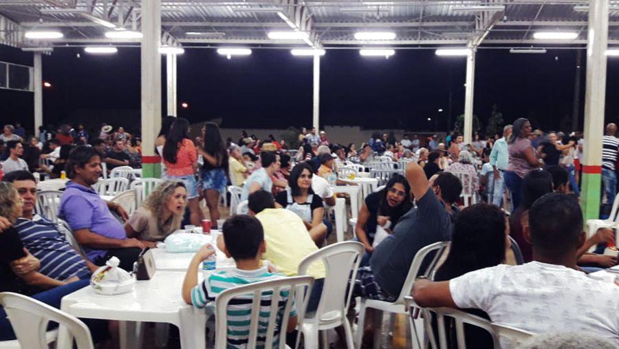 1ª Feira Gastronômica teve entrada franca (Foto: Divulgação)