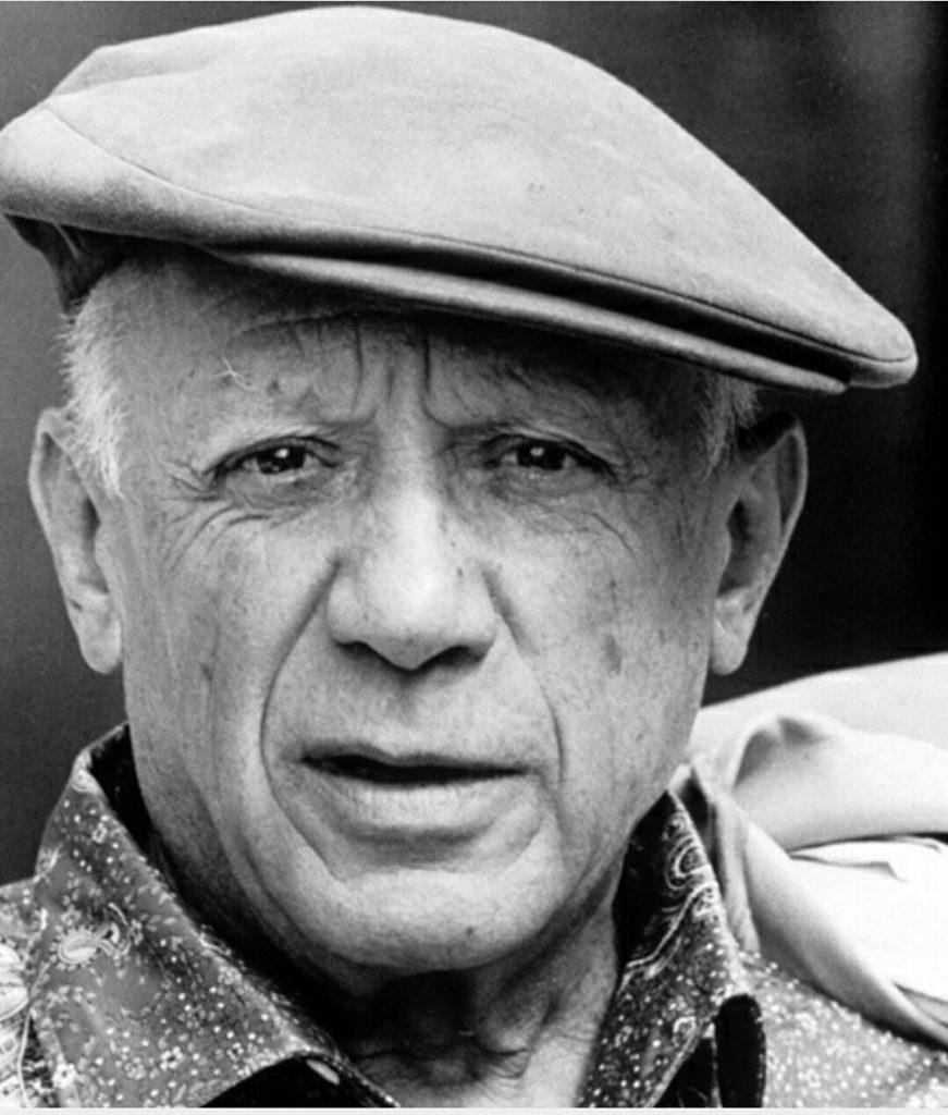 Pablo Picasso (Foto: Reprodução)
