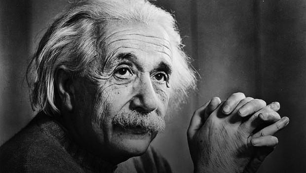 Albert Einstein (Foto: Reprodução/ Wikipédia)