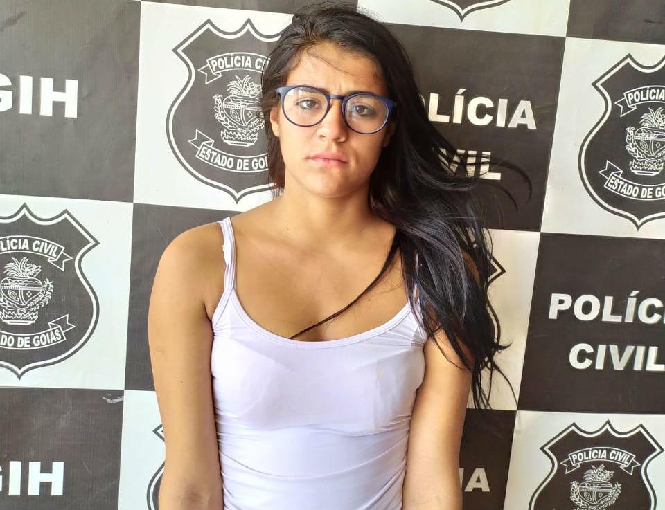 Mariana Martins Duarte (Foto: PCGO)