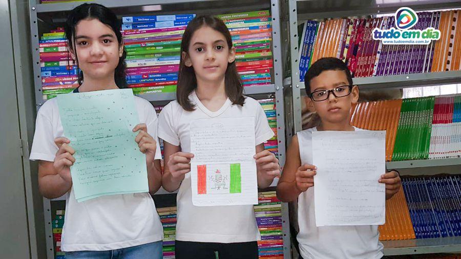 Evelyn, Ana Beatriz e Lucas Medeiros (Foto: Paulo Braga/Tudo Em Dia)