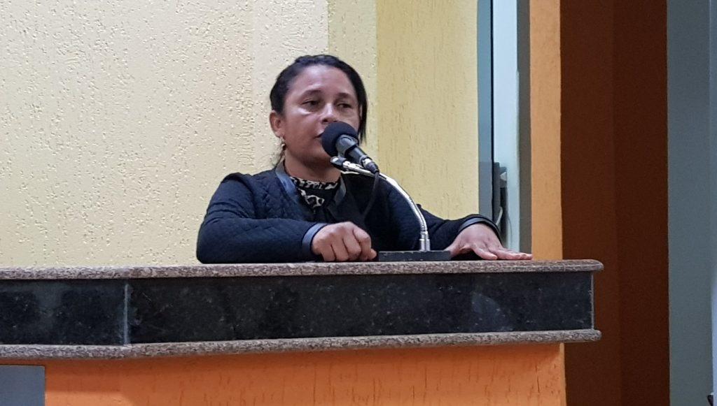 Vereadora Neide Martins (Foto: Gabriel Kazuto)