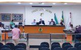 Sessão Ordinária da Câmara Municipal de Capinópolis durante segunda-feira (09) / Foto: Gabriel Braga