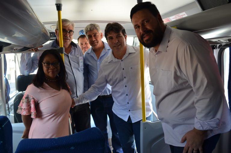 Solenidade de entrega ocorreu em Uberlândia, no Triângulo Mineiro (Foto: CISTM)