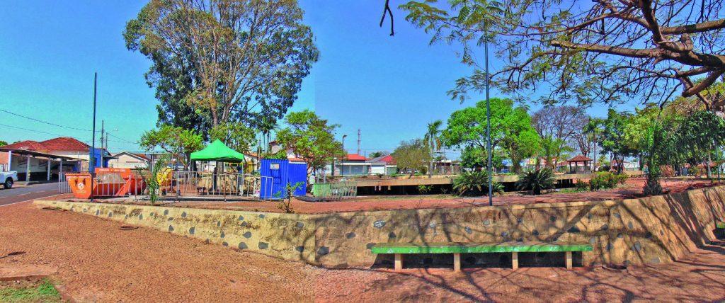Praça João Moreira de Souza