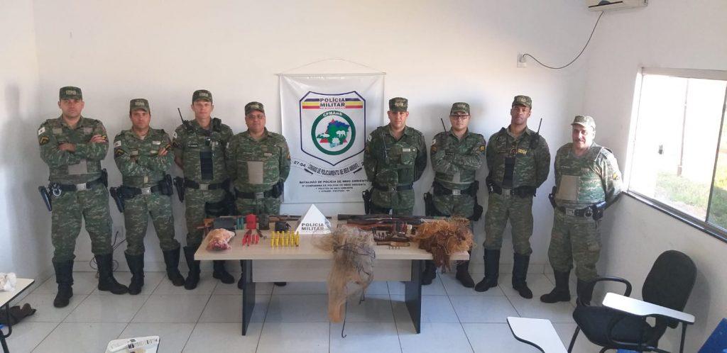 (Foto: PMA/Divulgação)
