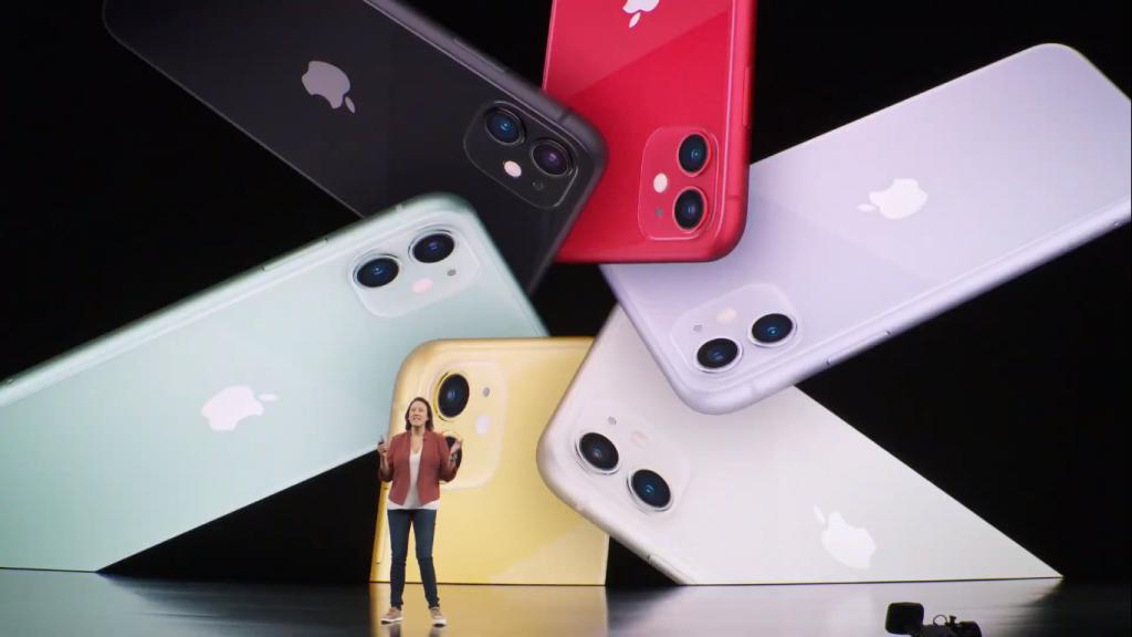 iPhone 11 é divulgado pela Apple