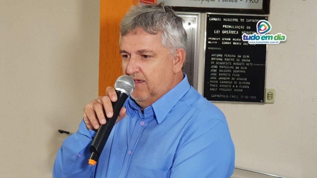 Vereador Cabral (Foto: Paulo Braga)
