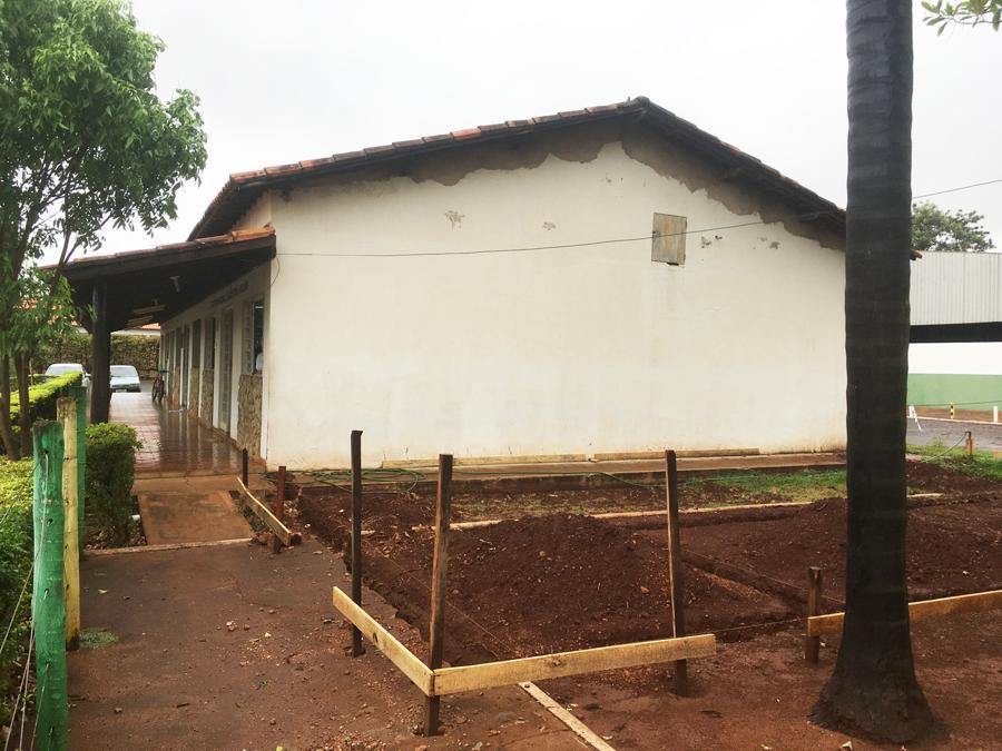 Ampliação da  Secretaria de Agricultura (Foto: Divulgação)