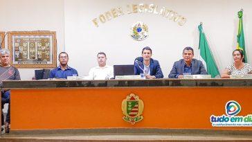 (esq) José Eurípedes, Danilo Soares, Caetano Neto, Luciano Belchior, Ivo Américo e Neide Martins (Foto: Gabriel Kazuto)