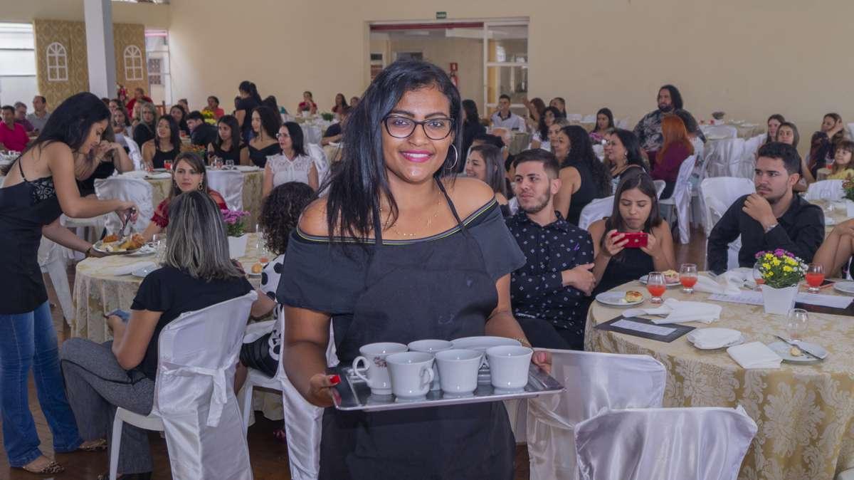 Café Poético foi realizado em Capinópolis (Foto: Paulo Braga)