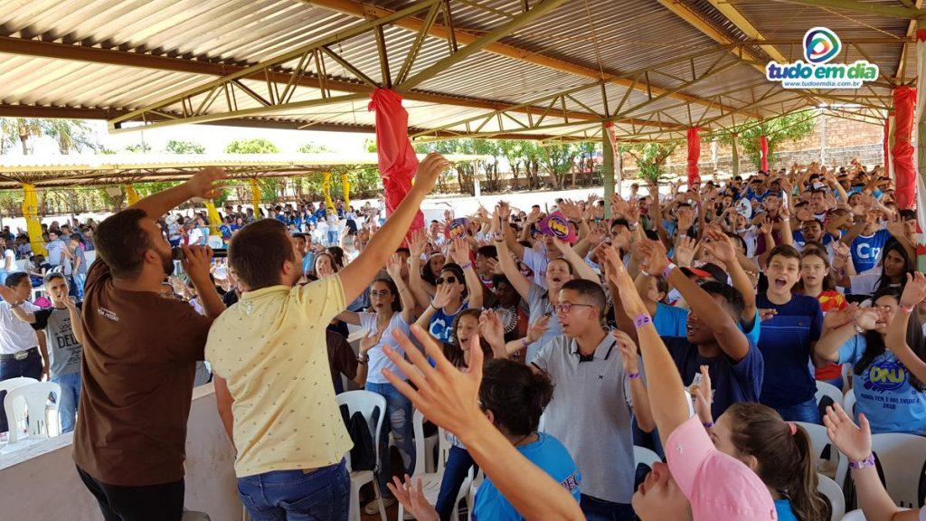 Várias atividades foram realizadas no Parque João de Freitas Barbosa (Foto: Paulo Braga)