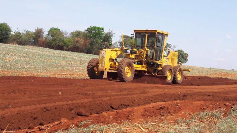 Estrada das 3 Barras foi recuperada graças à parceira (Foto: Divulgação)