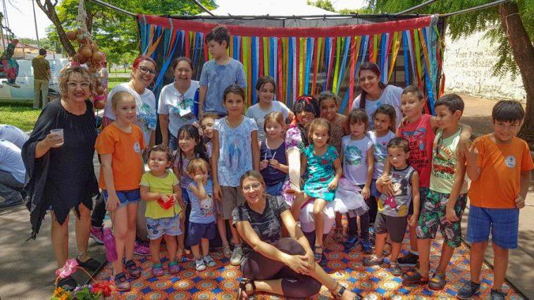 Seicho-no-ie realiza 'Festa das Dádivas da Natureza' em Ituiutaba
