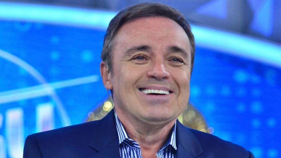 Gugu Liberato foi um dos mais brilhantes apresentadores da Tv Brasileira. Sua mais marcante presença foi no SBT (Foto: Divulgação)