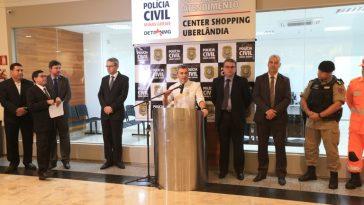 Novo Posto de Atendimento da Polícia Civil no Center Shopping (Foto: PCMG)
