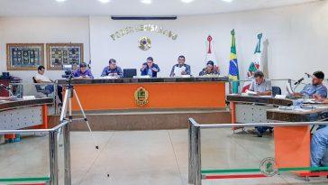 Sessão Ordinária da Câmara (Foto: Paulo Braga / Tudo Em Dia)