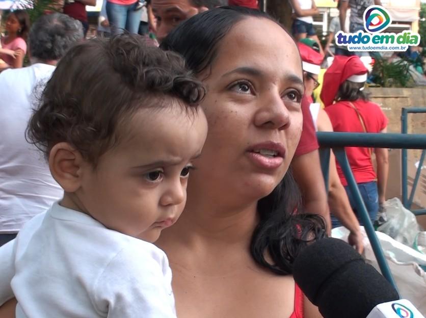 Suely Leidiane Freitas de Oliveira (Imagem: Gabriel Kazuto)