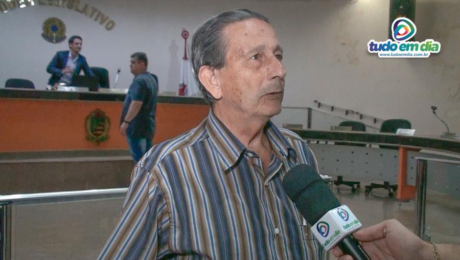 Joaquim Flauzino Carvalho (Foto: Tudo Em Dia)