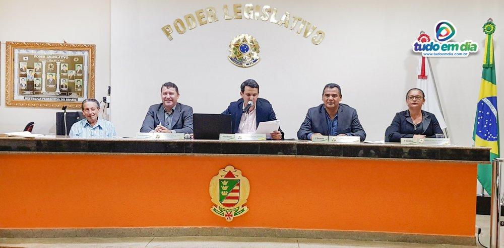 Reunião ordinária realizada em 16 de dezembro de 2019 (Foto: Gabriel Kazuto)