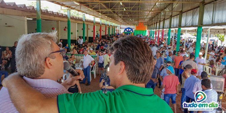 (Esq) Jaisson Souza e Cleidimar Zanotto (Foto: Paulo Braga / Tudo Em Dia)