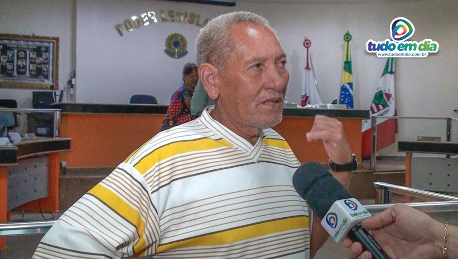 João Maurício (Foto: Tudo Em Dia)