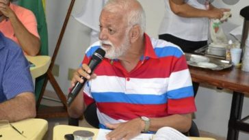 Vereador José Barreto de Miranda morre aos 70 anos em Ituiutaba