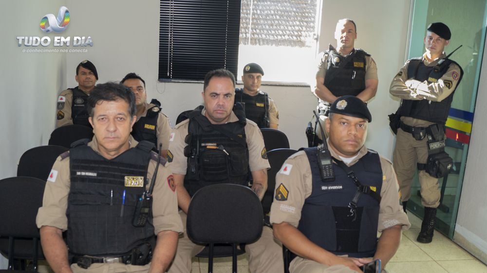 Novos militares irão ampliar a ronda e patrulhamento na cidade (Foto: Paulo Braga/Tudo Em Dia)