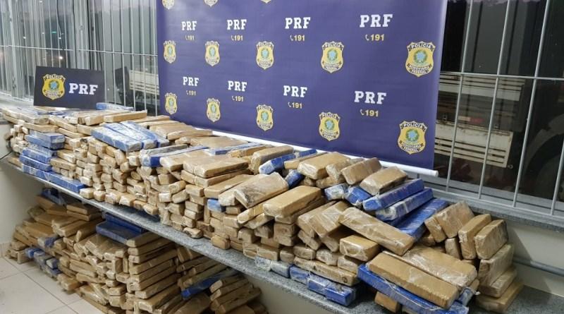 (Imagem: Polícia Rodoviária Federal/Divulgação)