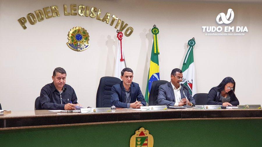 (Esq) Caetano Neto da Luz, Luciano Belchior, Ivo Américo e Neide Martins (Foto: Paulo Braga/Tudo Em Dia)
